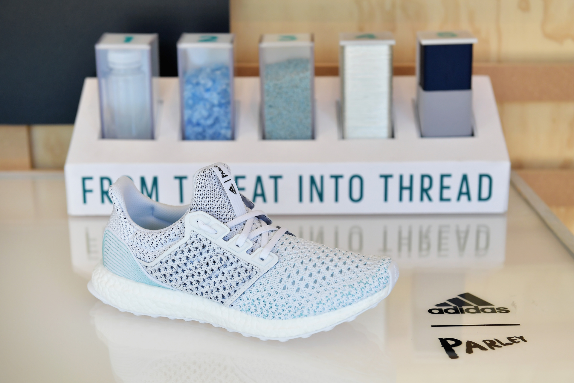 9bb801017dcdd8 adidas has always been one of the few major companies that strives to  become more sustainable and eco-friendly all-around (One of the brand s  sustainability ...